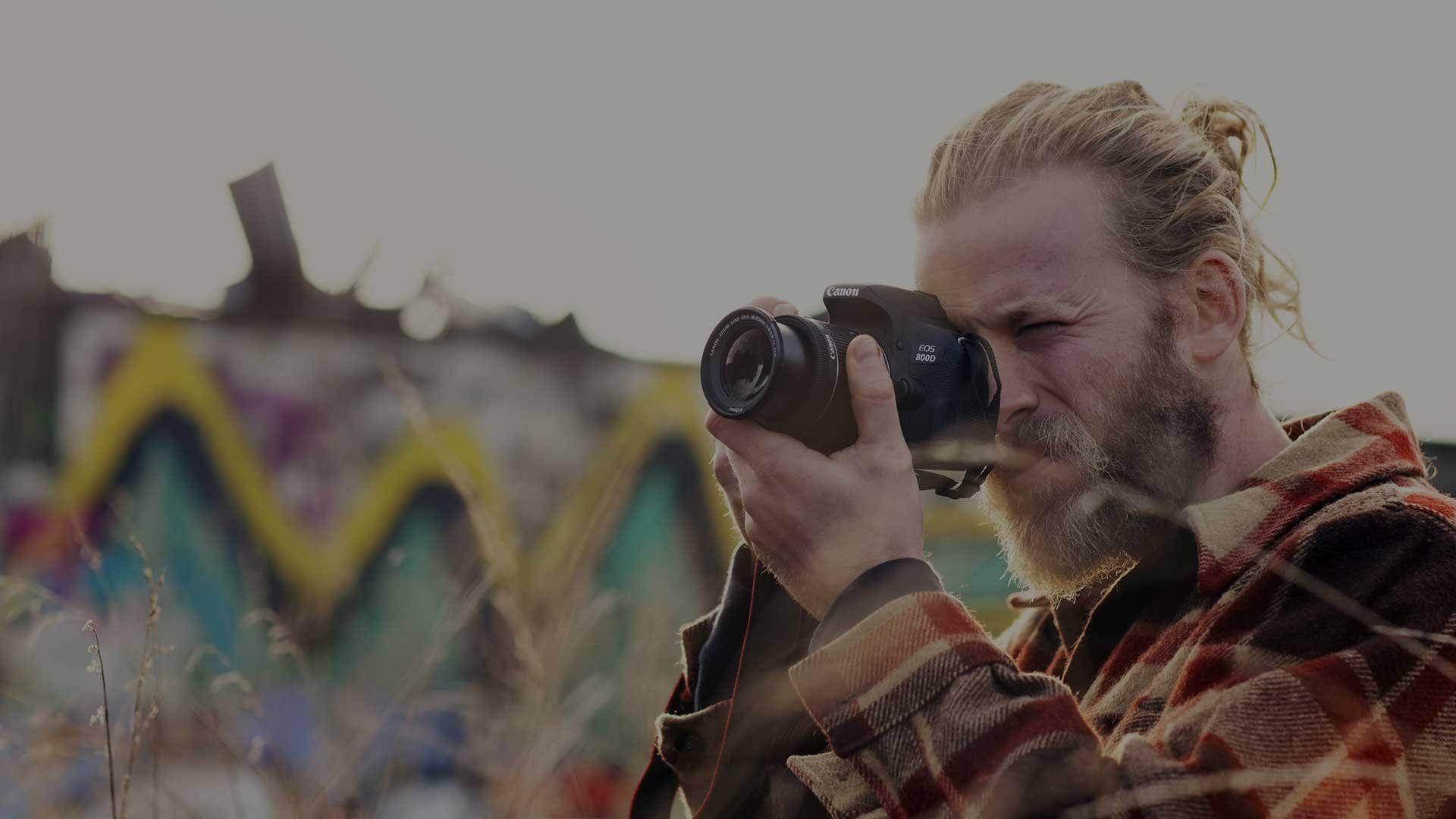 Canon EOS 800D - Cameras - Canon UK